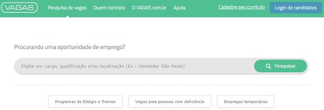 pesquisa de vagas vagas.com.br
