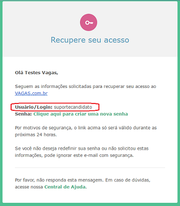 usuário vagas.com.br